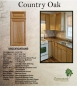 country-oak-spec-sheet